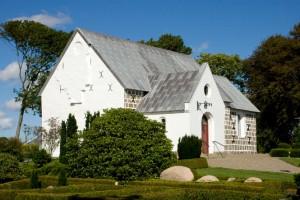 Skærum Kirke - kommunens ældste bygning